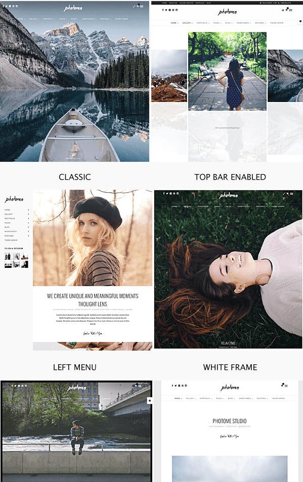 PhotoMe-Portfolio-WordPress